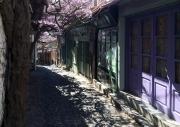 molyvos-street